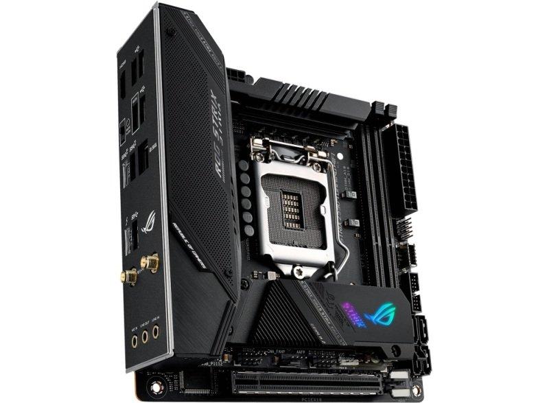 ASUS ROG STRIX Z590-I GAMING WIFI ITX Motherboard