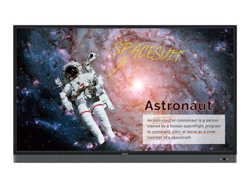 "BenQ RM8602K - 86"" LED Touchscreen Display - 4K"