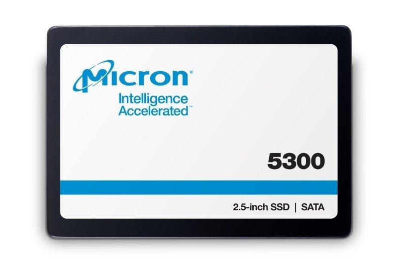 Micron 5300 MAX 480GB 2.5-inch 7mm SATA Solid State Drive