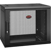 APC NetShelter WX 9U Wall Mountable Rack Cabinet for Server