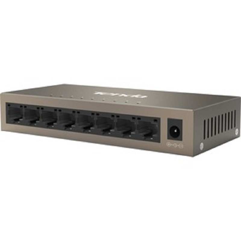 Tenda TEG1008M 8-Port Metal Gigabit Desktop Switch