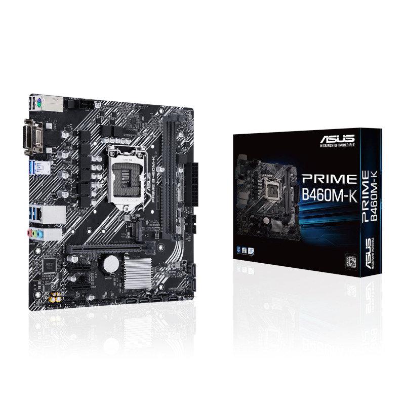 ASUS PRIME B460M-K Micro-ATX Motherboard