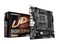 Gigabyte B450M DS3H V2 Micro ATX Motherboard