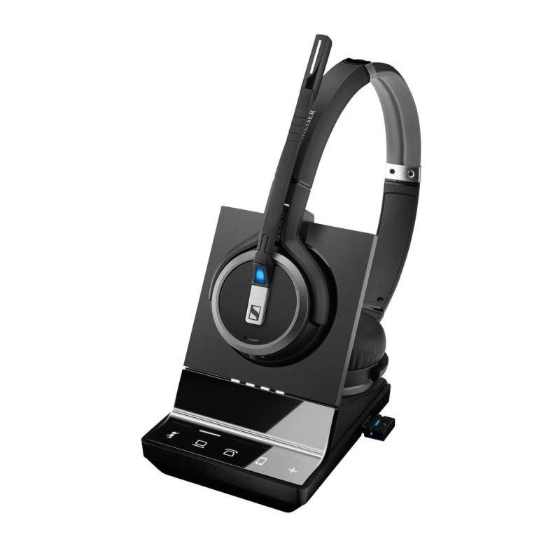 Sennheiser SDW5066 DECT Triple Connectivity Headset