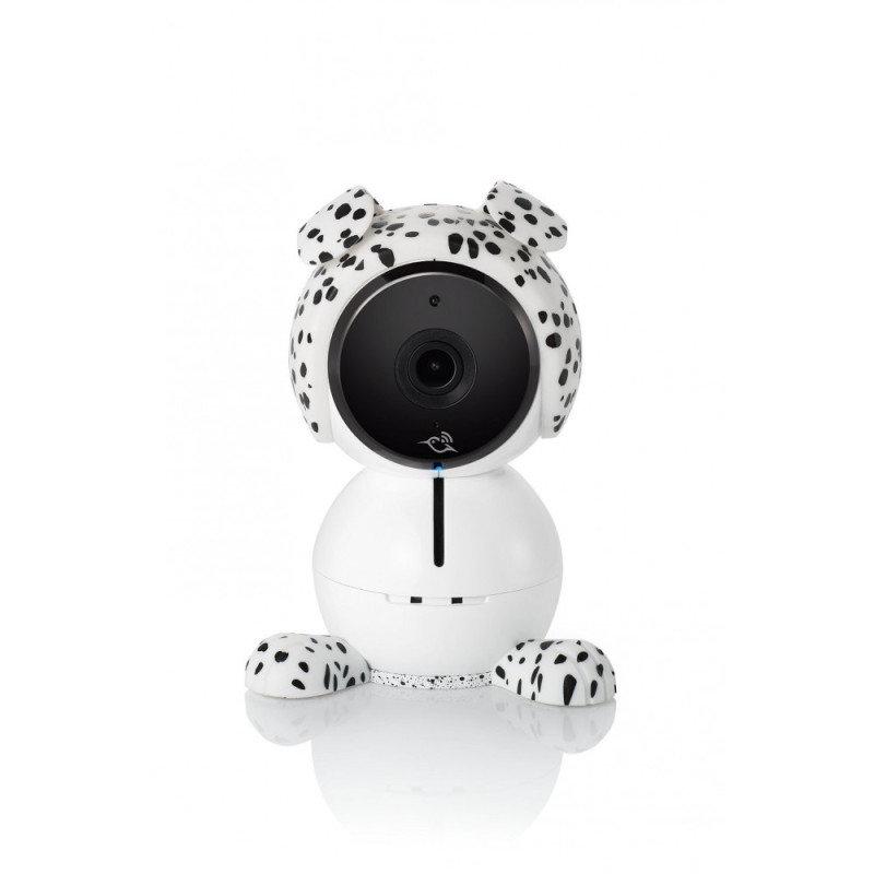 Arlo Baby ABA1100 Puppy Character for Arlo Baby Smart HD Baby Monitor Camera - Black/White