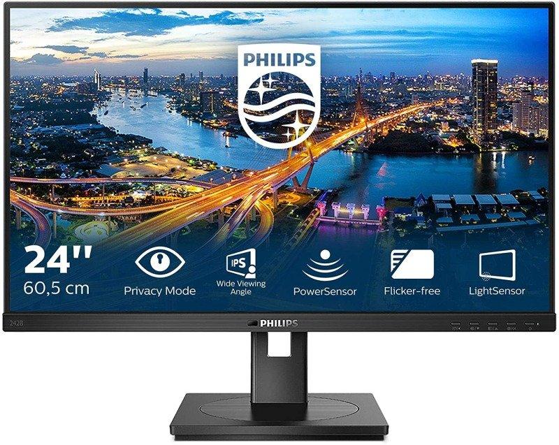 "PHILIPS 242B1V 24"" Full HD IPS Monitor"