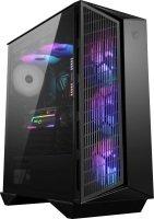 MSI MPG GUNGNIR 110M Mid Tower Gaming Computer Case