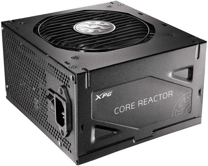 ADATA XPG CORE REACTOR CREACTOR 750W is a modular 80 Plus Gold power supply unit equipped with 100%