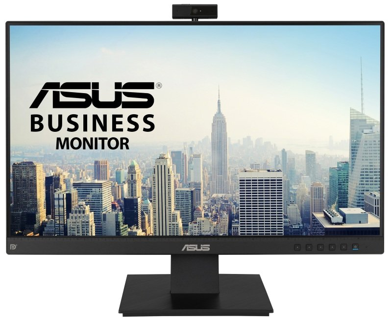 """ASUS BE24EQK 23.8"""" Full HD IPS Monitor with Webcam"""