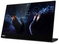 "Lenovo ThinkVision M14t 14"" Full HD 60Hz Touchscreen Monitor"