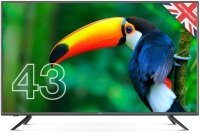 """Cello C4320DVB 43"""" Full HD LED TV With Built-in Freeview T2 HD"""