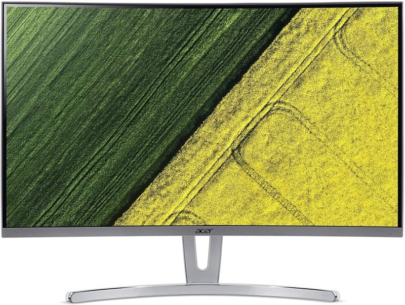 """Acer ED322Q Awmidx 31.5"""" Full HD 75Hz 4ms Curved Monitor"""