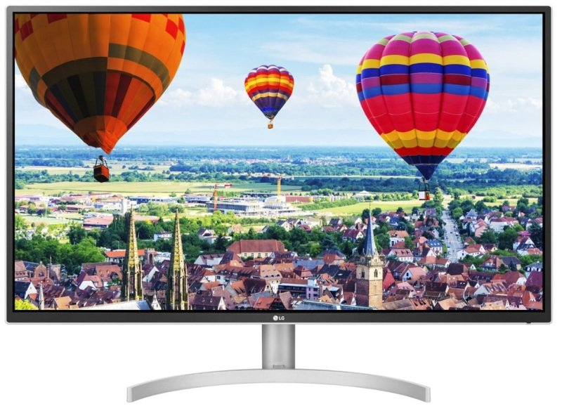 "LG 32QK500 31.5"" IPS QHD Monitor"
