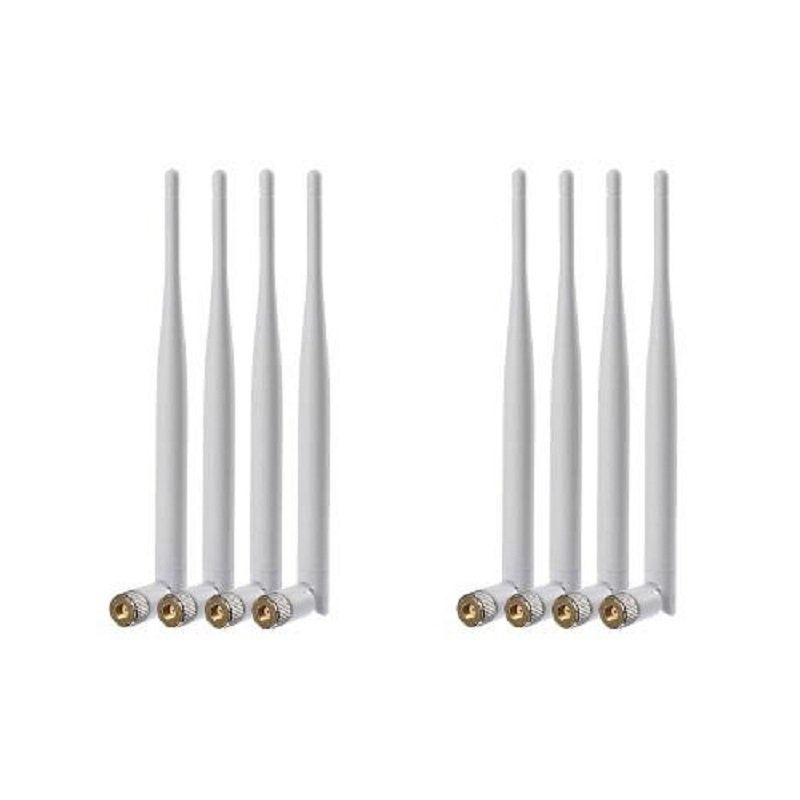 Extreme Networks Articulated Indoor Antenna Kit - 8 x Dual Band 5dBi Antennas