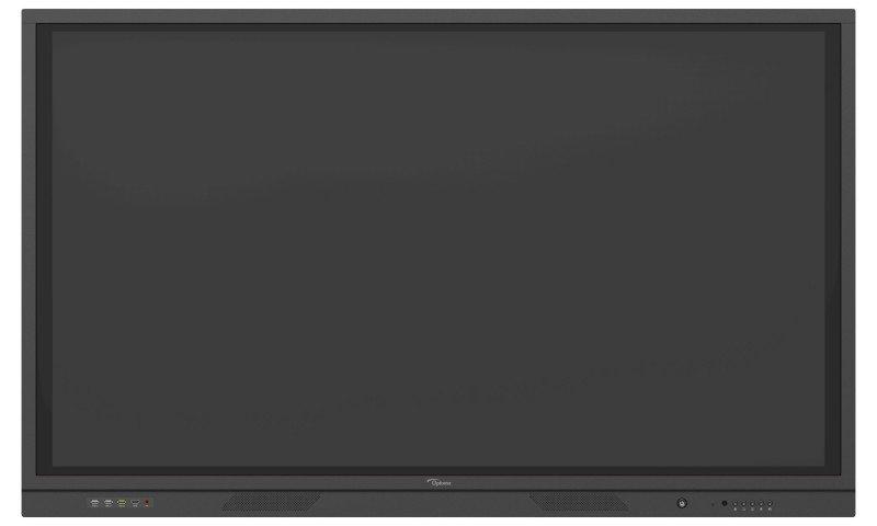 Optoma H1F0H00BW101 - 65'' 3651RK Signage Display Interactive Flat Panel - LED 4K Ultra HD