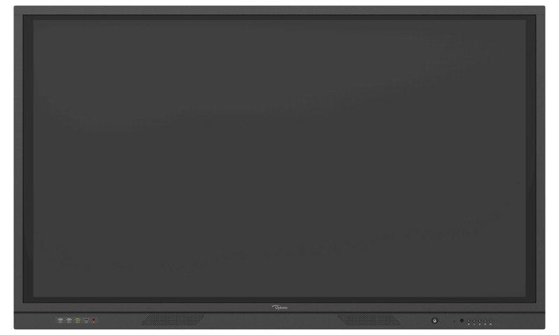 Optoma H1F0H01BW101 - 75'' 3751RK Signage Display Interactive Flat Panel - LED 4K Ultra HD