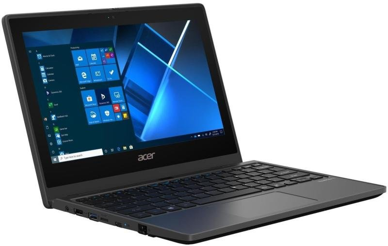 "Image of Acer Travel Mate Spin B3 Intel Pentium TMB311RN 4GB 128GB SSD 11.6"" Win10 Pro Convertible Laptop"