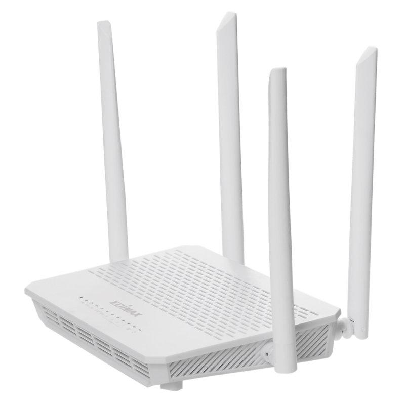 Edimax BR-6478AC V3 - AC1200 Gigabit Dual-Band 3-in-1 Router