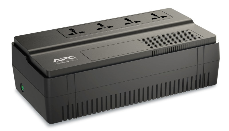 APC by Schneider Electric Easy UPS BV1000I-MS Line-interactive UPS - 1
