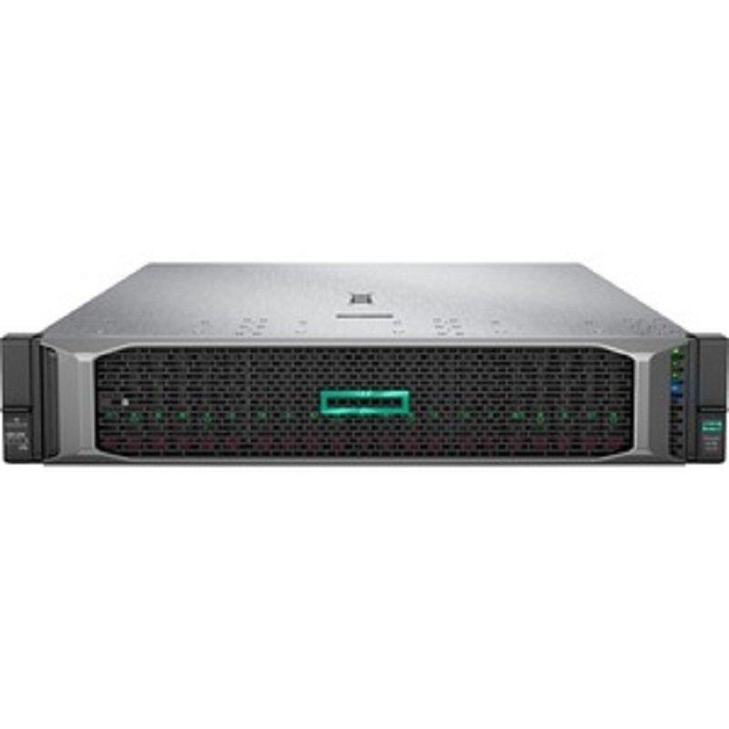 HPE ProLiant DL385 G10 2U Rack Server - 1 x AMD EPYC 7302 2.80 GHz - 16 GB RAM HDD SSD