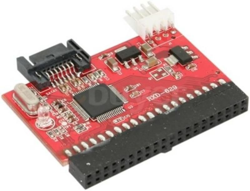 Plexus RXD-629 SATA to IDE Converter (Connect a SATA Drive To IDE Motherboard )