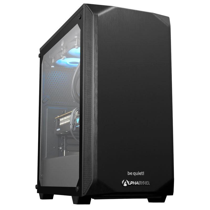 AlphaSync AMD Ryzen 7 16GB RAM 4TB HDD 1TB SSD RX 6800 XT WiFi 6 Windows 10 Advanced Gaming Desktop