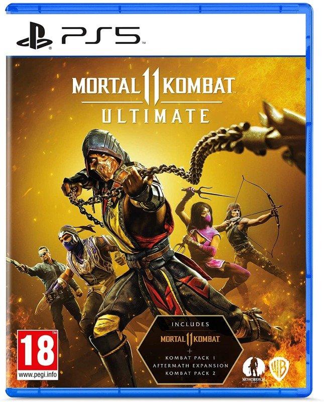 Image of Mortal Kombat 11 Ultimate (PS5)