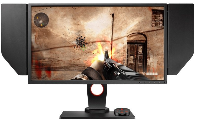 "Image of BenQ ZOWIE XL2746S 27"" Full HD TN 0.5ms Gaming Monitor"