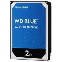 """WD Blue 2TB 3.5"""" SATA Desktop Hard Drive"""