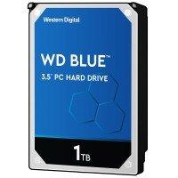 """WD Blue 1TB Desktop Hard Drive 3.5"""" SATA III 6GB's 7200RPM 64MB Cache"""