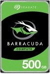 "Seagate BarraCuda 500GB Desktop Hard Drive 3.5"" 7200RPM 32MB Cache"