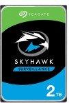 "Seagate SkyHawk 2TB Surveillance Hard Drive 3.5"" SATA III 6GB's 5900RPM 64MB Cache"