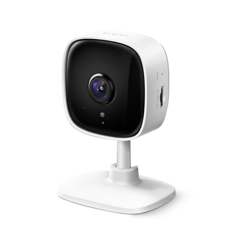 TP-Link Tapo C110 3MP Indoor Security Wifi Camera with Night Vision - Works with Alexa & Google Home