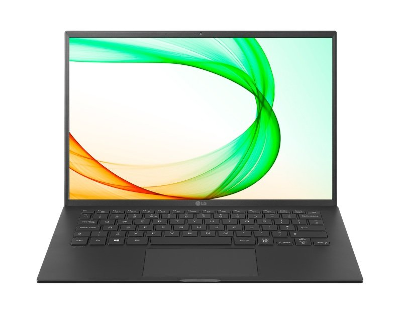 "Image of LG Gram 14Z90P Obsidian Black Core I7 8GB 512GB SSD 14"" Win10 Home Laptop"