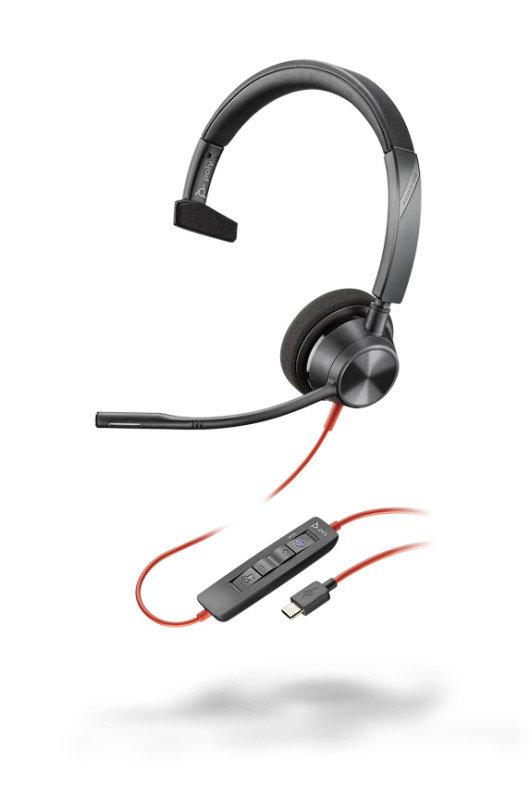 Poly Blackwire 3310-M USB Headset