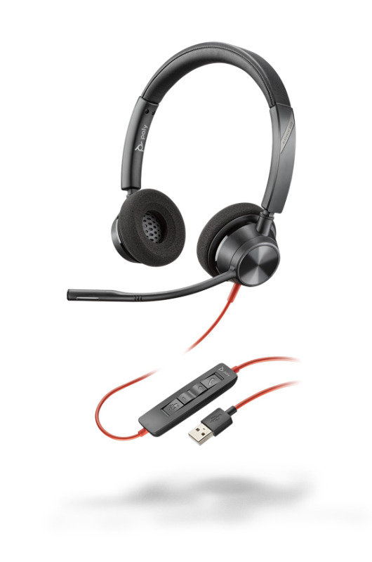 Blackwire 3320, BW3320 USB-A