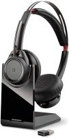 Plantronics Voyager Focus UC B825-M Headset With Base
