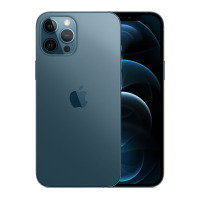 Apple iPhone 12 Pro Max 256GB Smartphone - Pacific Blue