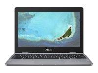 """ASUS Chromebook 12 C223NA Celeron N3350 4GB 32GB eMMC 11.6"""" Chromebook"""