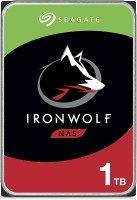 """Seagate IronWolf 1TB NAS Hard Drive 3.5"""" SATA III 6GB's"""