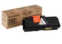 Kyocera TK-140 Black Toner Cartridge