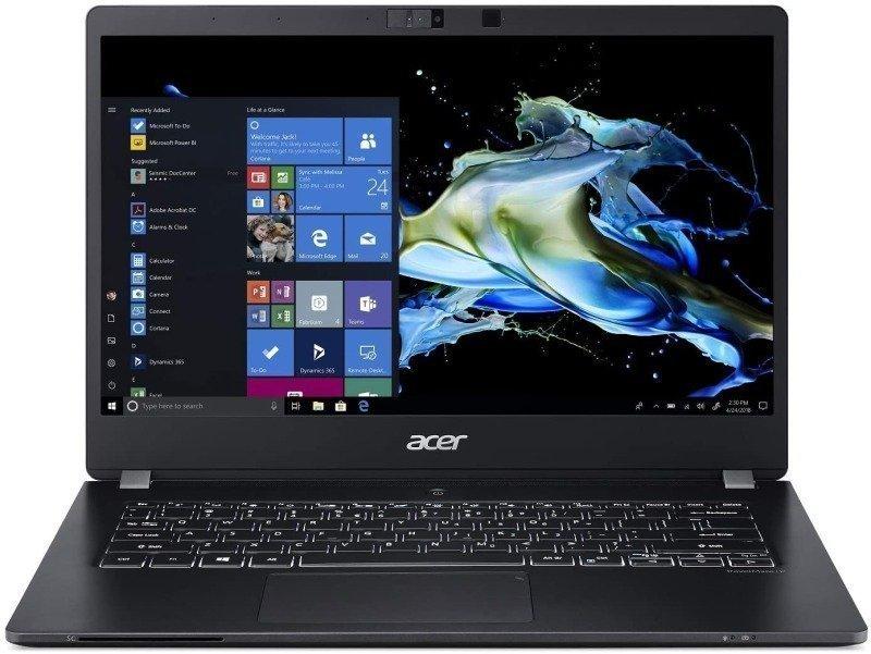 "Acer TravelMate P614 Core i5 vPro 8GB 512GB SSD 14"" Win10 Pro Laptop"