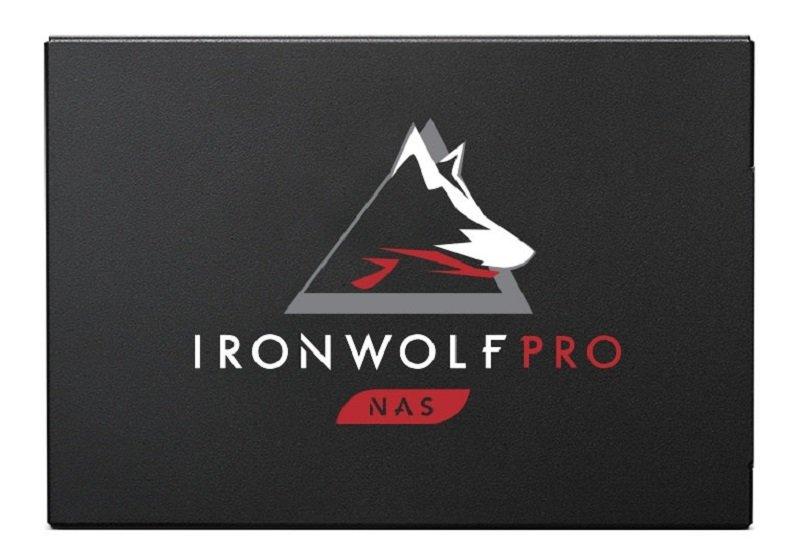 "Seagate 480GB IronWolf Pro 125 NAS SSD SATA 2.5"""
