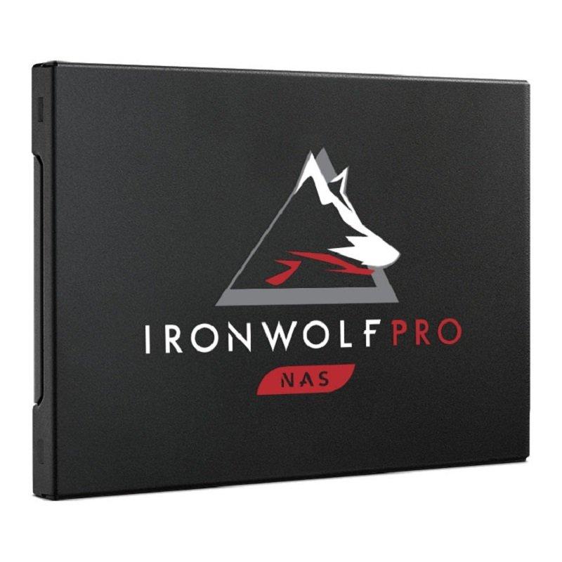 "Seagate 960GB IronWolf Pro 125 NAS SSD SATA 2.5"""