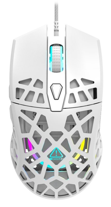 Canyon Puncher GM-20 Gaming Mice - White