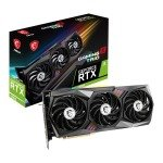 MSI GeForce RTX 3060 12GB GAMING X TRIO Ampere Graphics Card