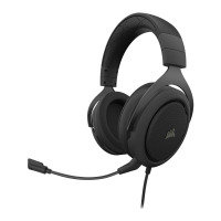 Corsair HS50 Pro Stereo Carbon Wired Gaming Headset - Refurbished