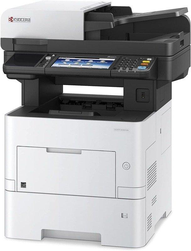 Kyocera ECOSYS M3655idn A4 Mono Multifunction Laser Printer