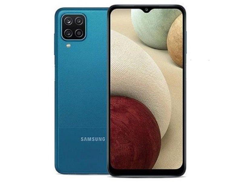 Samsung Galaxy A12 6.5'' 64GB Smartphone - Blue