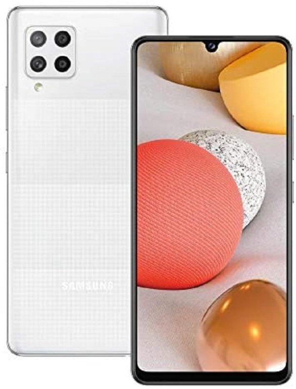Image of Samsung Galaxy A42 6.6'' 128GB Smartphone - White